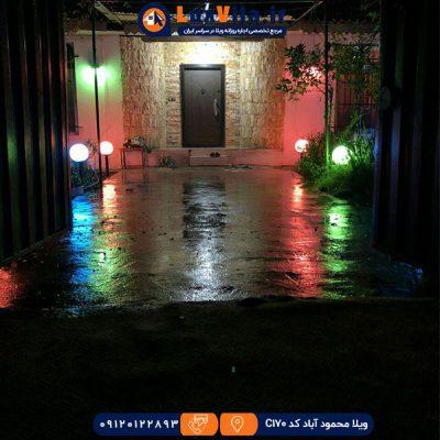 اجاره ویلا محمود آباد کد C170