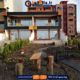 اجاره ویلا محمودآباد کد C162