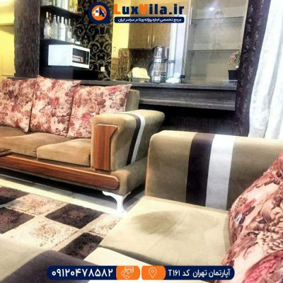 اجاره آپارتمان تهران کد T161