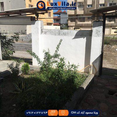 اجاره ویلا محمود آباد کد C171