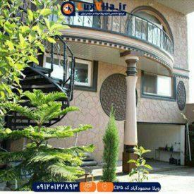 اجاره ویلا محمود آباد کد C125