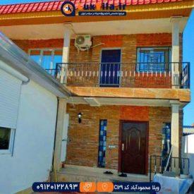 اجاره ویلا محمود آباد کد C129