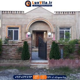 اجاره ویلا محمود آباد کد C137