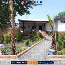 اجاره ویلا محمود آباد کد C140