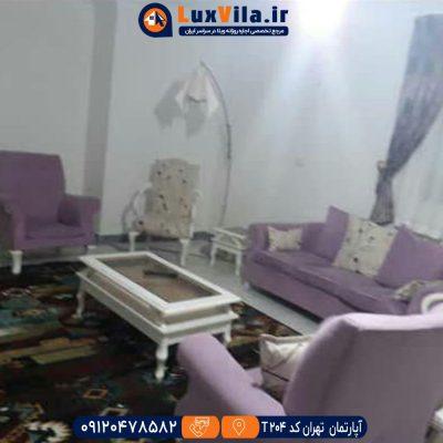 اجاره آپارتمان تهران کد T204