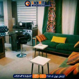 اجاره آپارتمان تهران کد T186