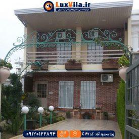 اجاره ویلا محمود آباد کد C196