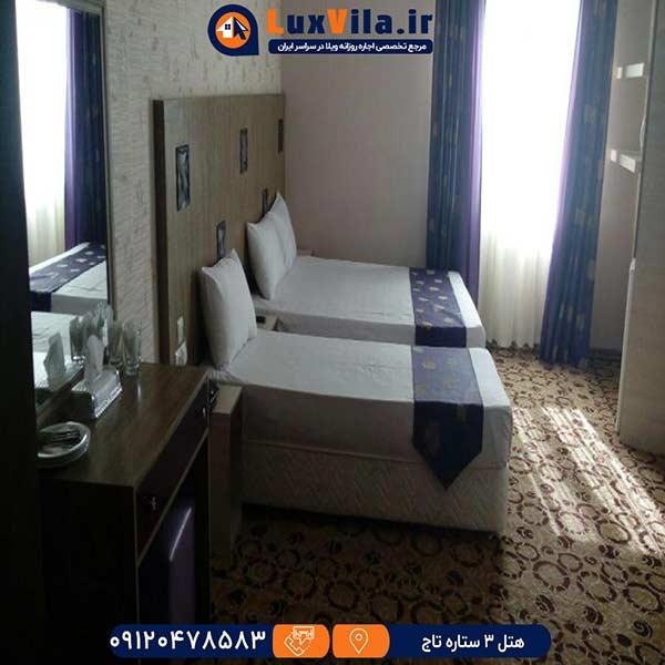 هتل 3ستاره آیران مشهد