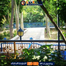 اجاره ویلا اصفهان کد E131