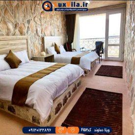 اجاره هتل نمکی دماوند کد F152