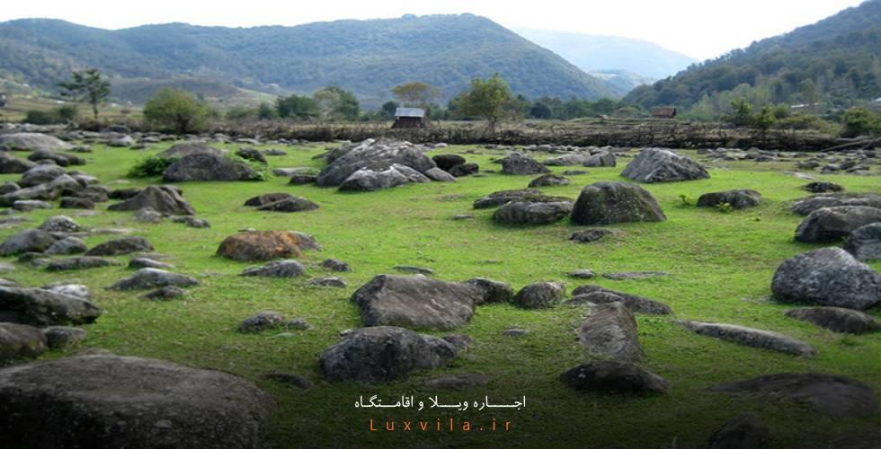 تپه های باستانی بابلسر