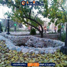 ویلا با استخر و جکوزی در شهریار SH154