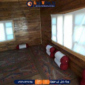 اجاره کلبه چوبی در بابل Q152