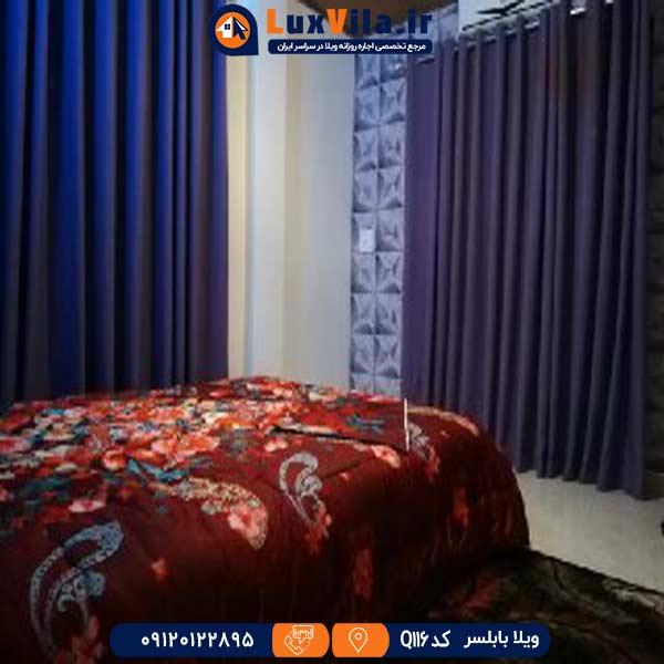 ویلا با استخر سرپوشیده در بابلسر Q116