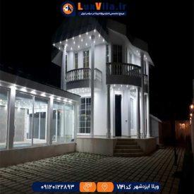 اجاره ویلا لوکس در ایزدشهر V141