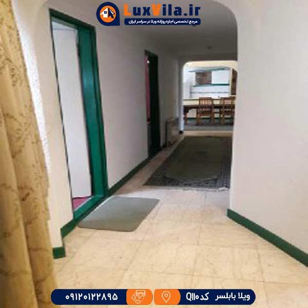 اجاره ویلا در خزرشهر Q110