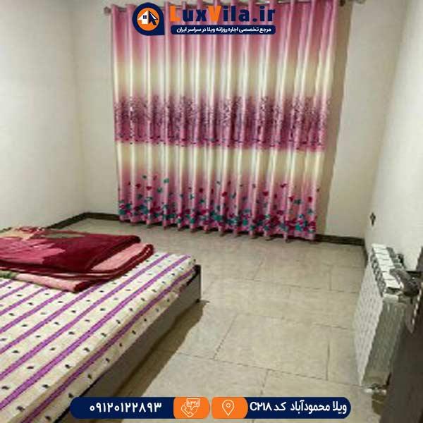 ویلا دوبلکس در محمود آباد C218