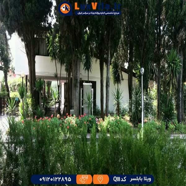 ویلا ساحلی در بابلسر Q111