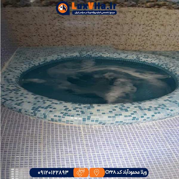 ویلا در محمود آباد با قیمت مناسب C228