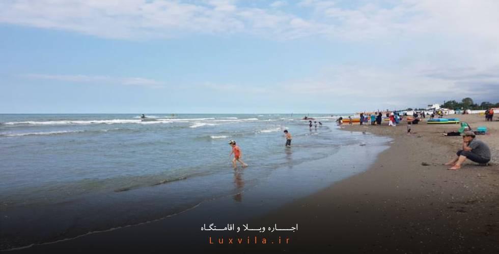 ساحل فریدونکنار