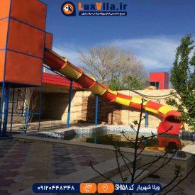 ویلا با استخر روباز در شهریار SH158
