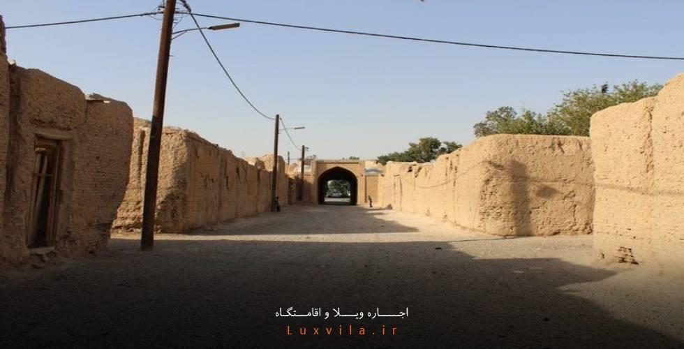 قلعه دهشاد شهریار