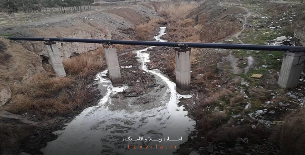 پل آبرسان بادامک شهریار