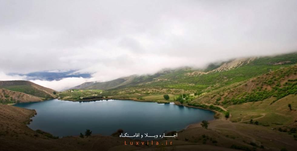 دریاچه خضر نبی نوشهر