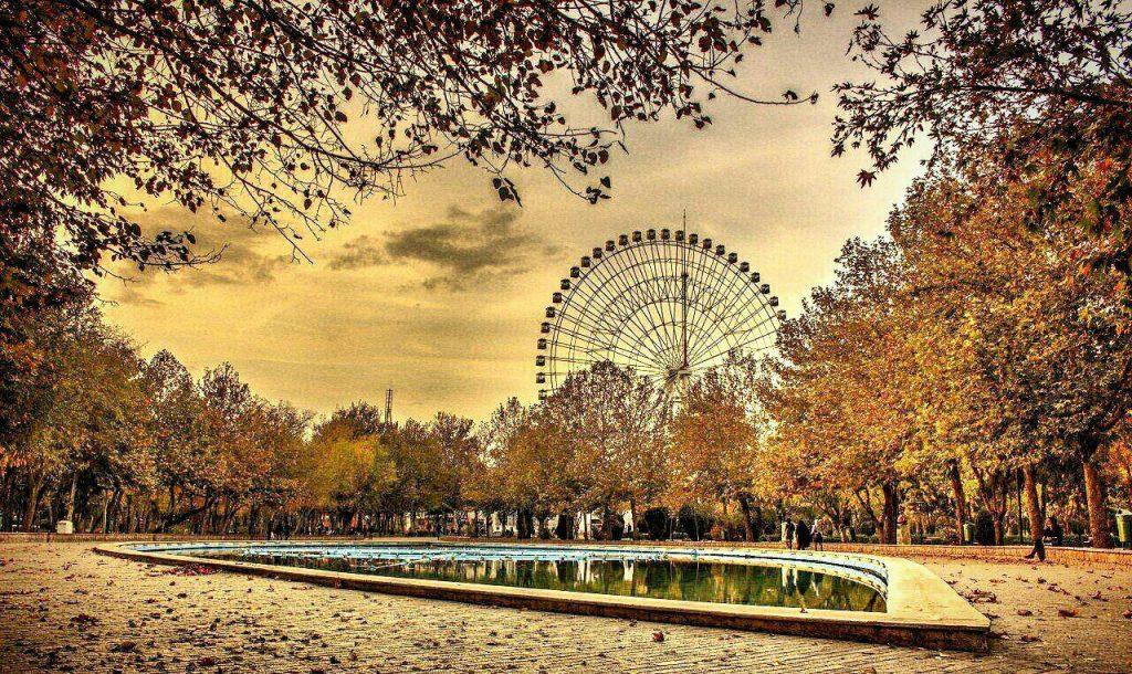جاهای دیدنی و گردشگری مشهد