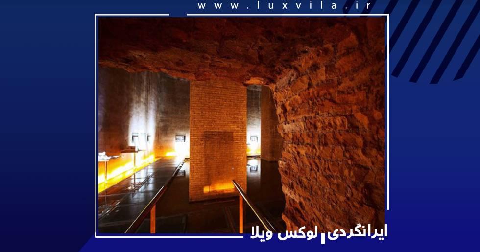 موزه آب شیراز