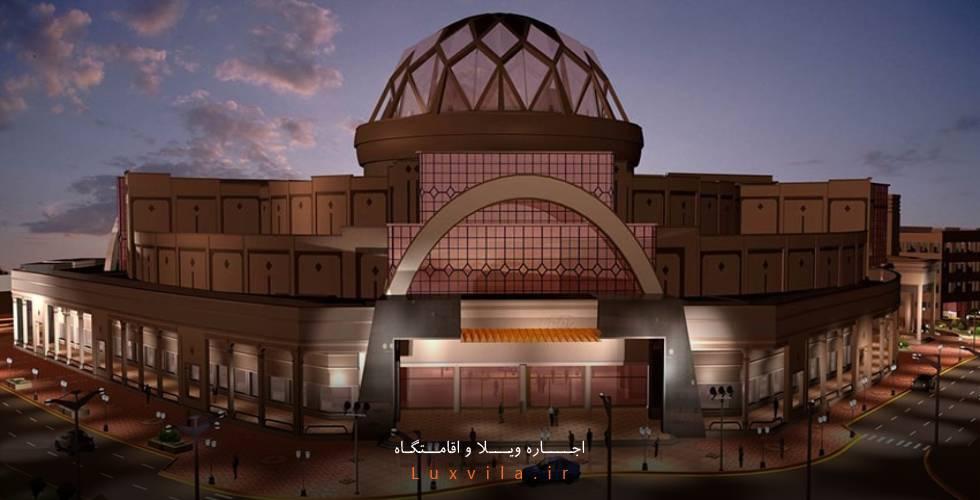 مرکز خرید الماس شرق مشهد