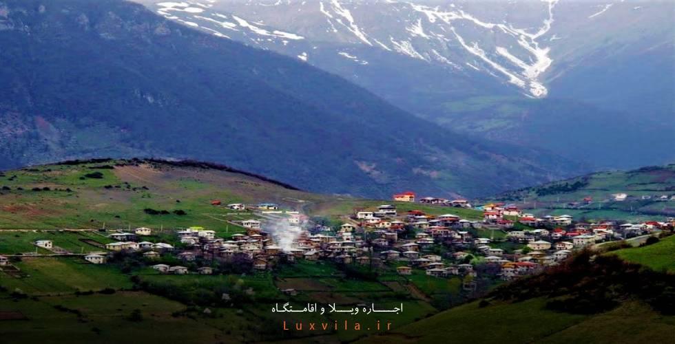 روستای ییلاقی جنت رودبار