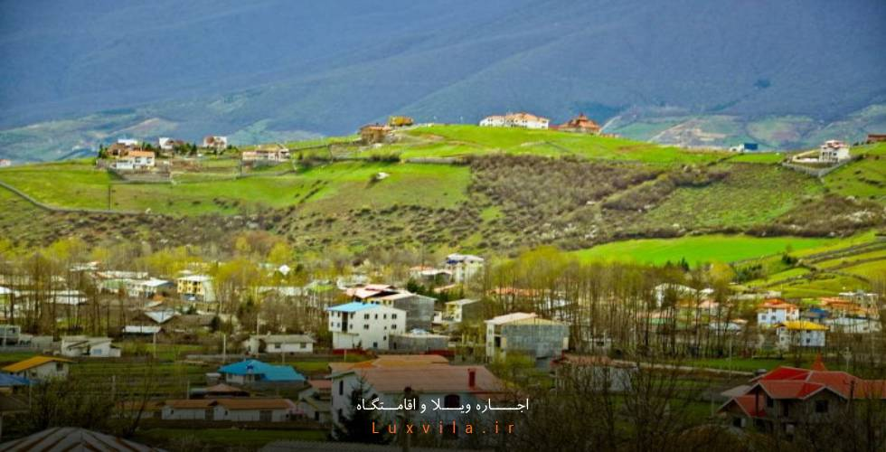 روستای کردیچال