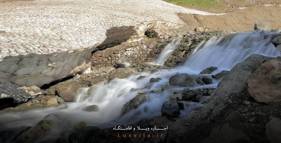آبشار تل تنگه
