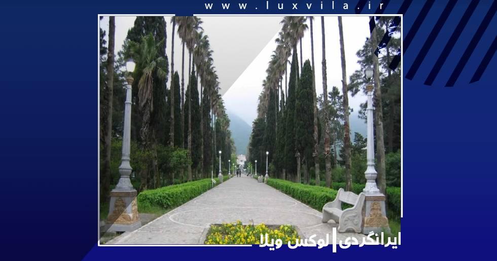 بلوار رامسر مازندران