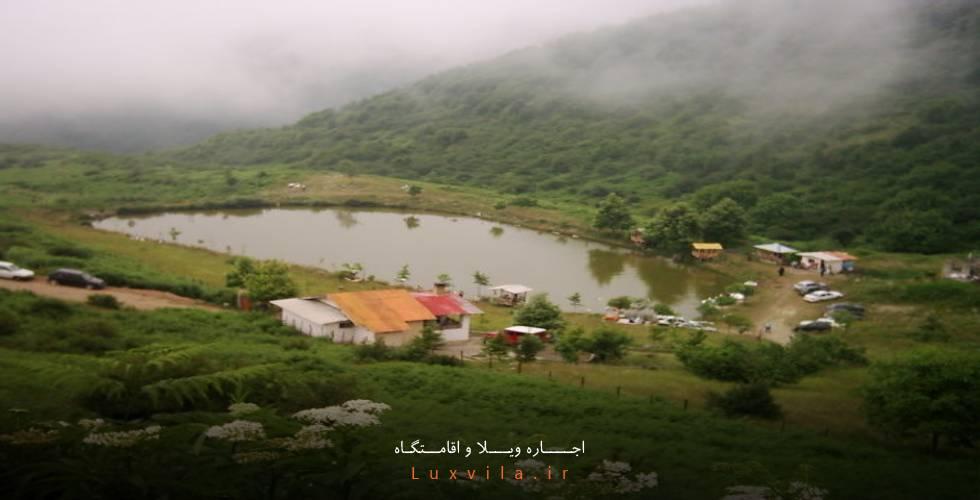 دریاچه کامی کلا