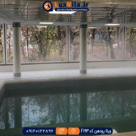 اجاره باغ ویلا در رودهن کد F193