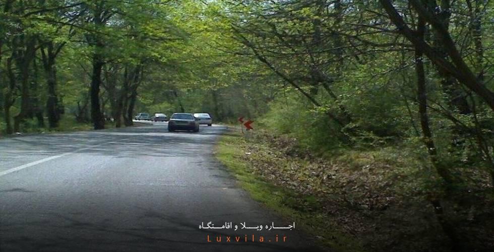 پارک جنگلی رویان