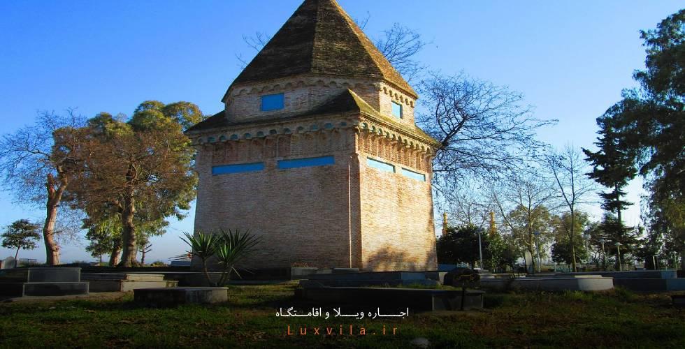 آرامگاه سید محمد زرین نوا