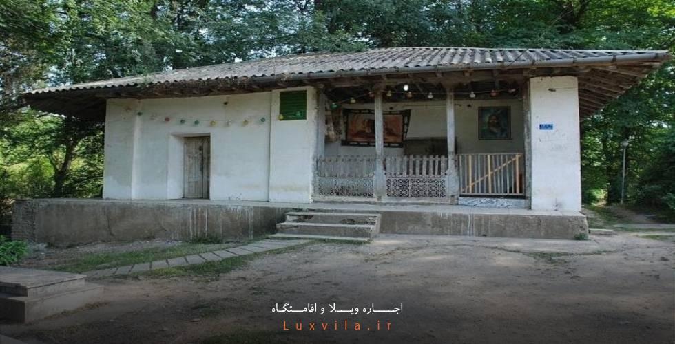 بقعه امامزاده زکریا (ع)