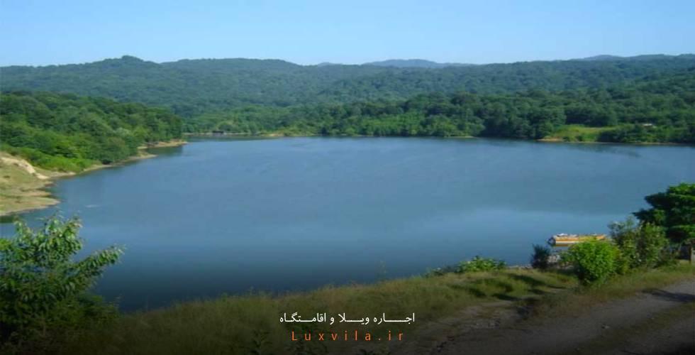 دریاچه گل پل