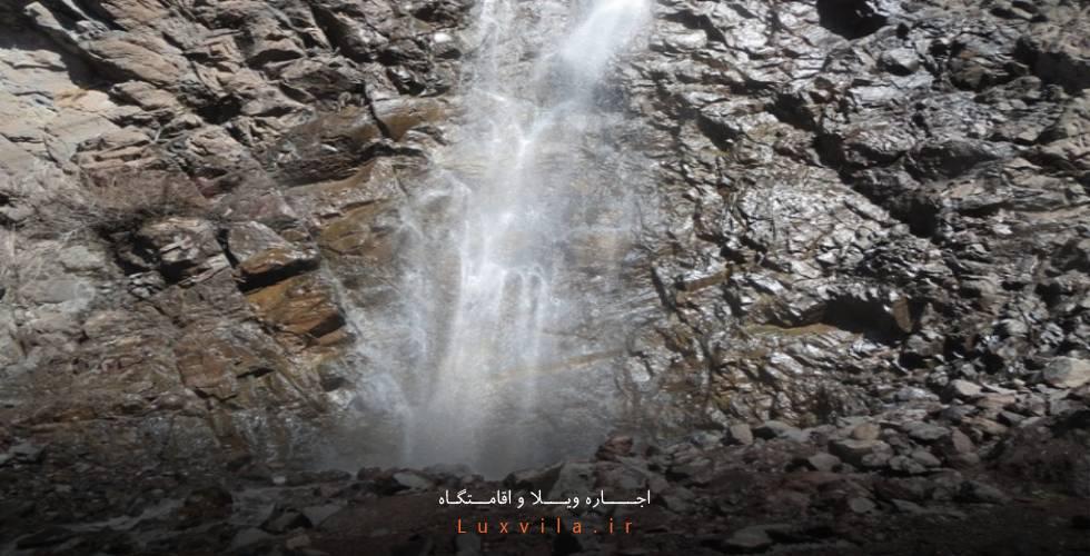 آبشار شله بن