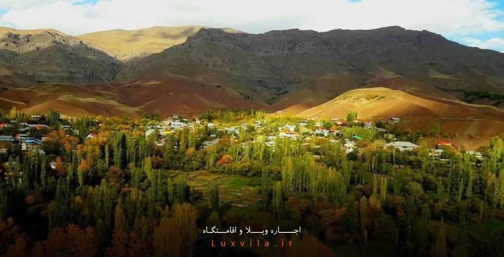 روستای دیزان