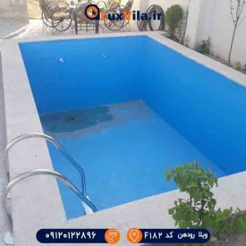 ویلا استخر دار در مهرآباد F182