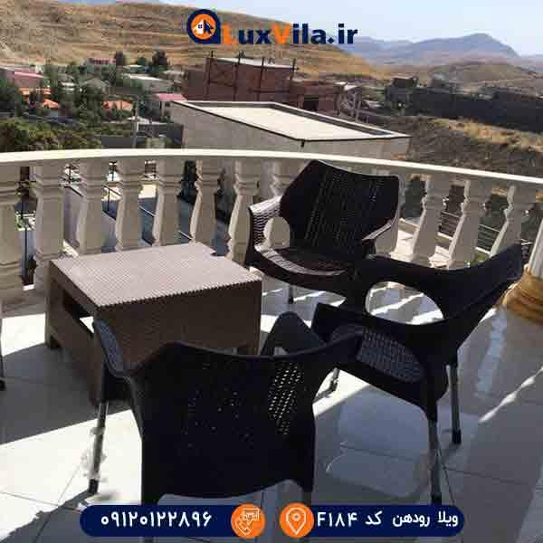 ویلا با استخر کروک مهرآباد F184