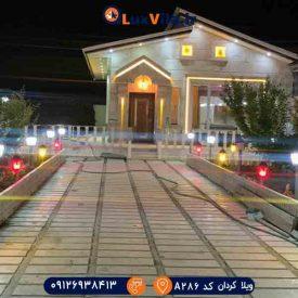 اجاره ویلا در شهرک افشاریه A286