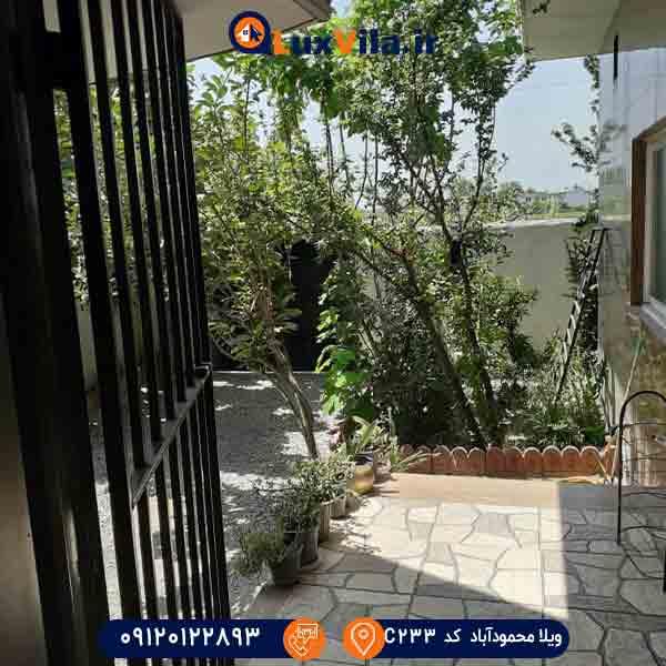 ویلا با استخر آب گرم محمودآباد C233