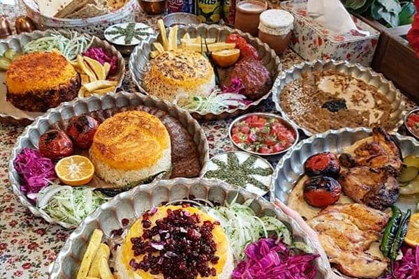 رستوران های کردان