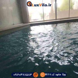 ویلا با استخر آب گرم و سونا M168