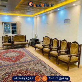ویلا تک خواب در شیراز S102
